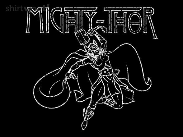 Mighty Thor T Shirt