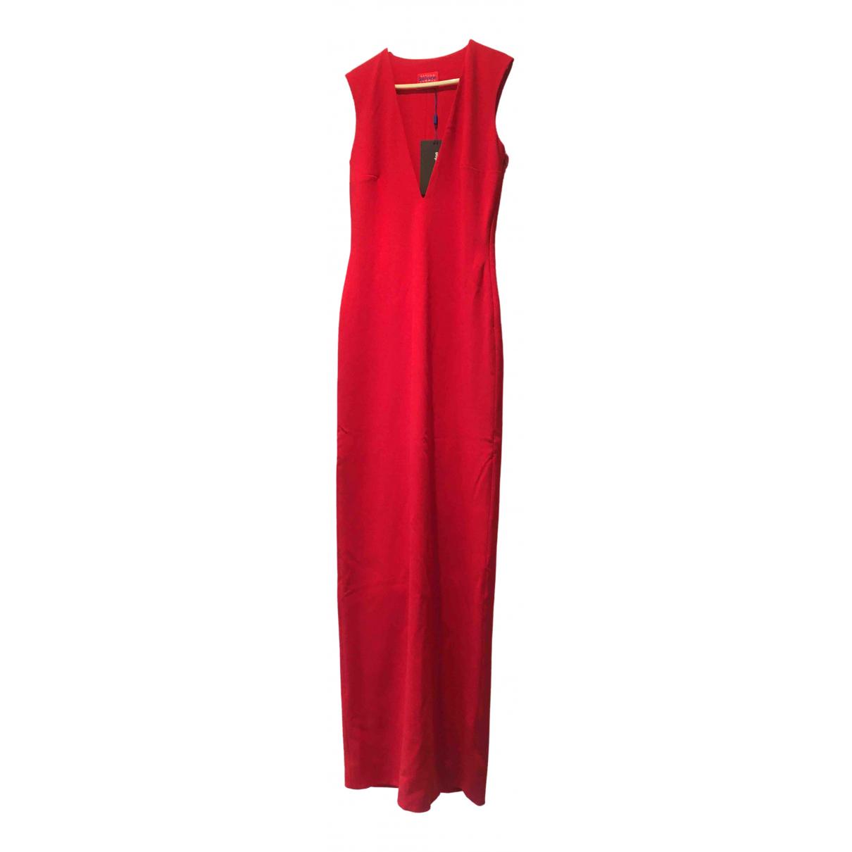 Maxi vestido Solace London