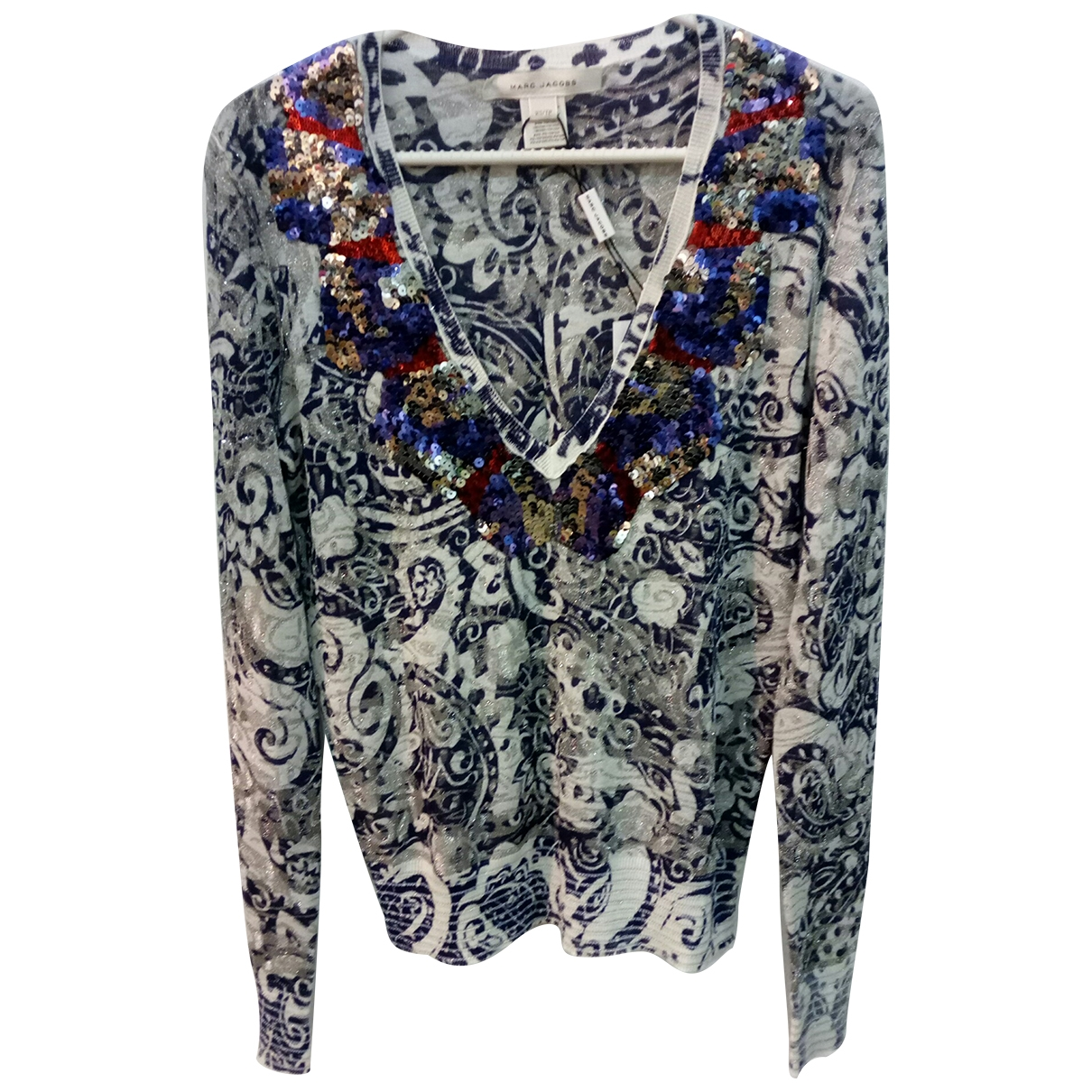 Marc Jacobs \N Blue Knitwear for Women XS International