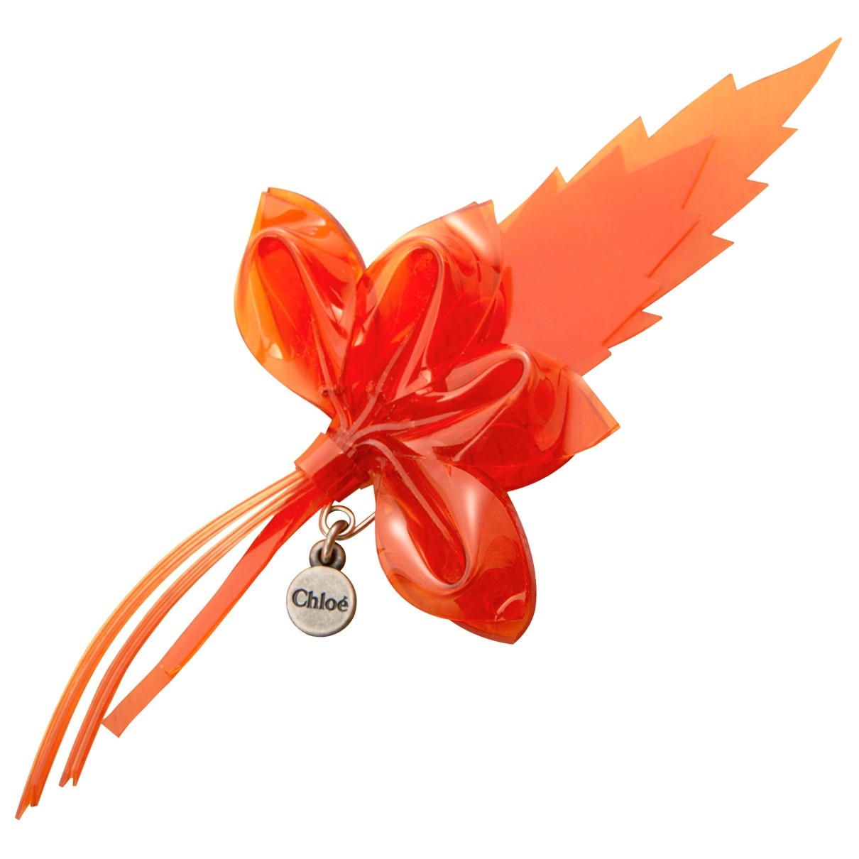 Chloé \N Orange Pins & brooches for Women \N