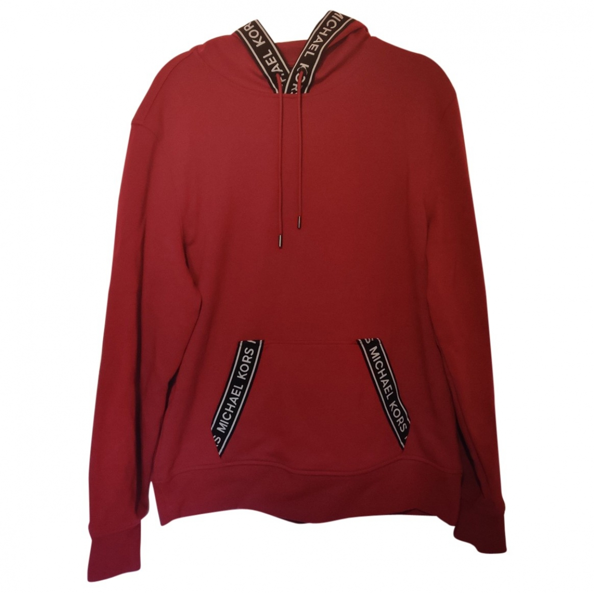 Michael Kors \N Red Cotton Knitwear & Sweatshirts for Men L International