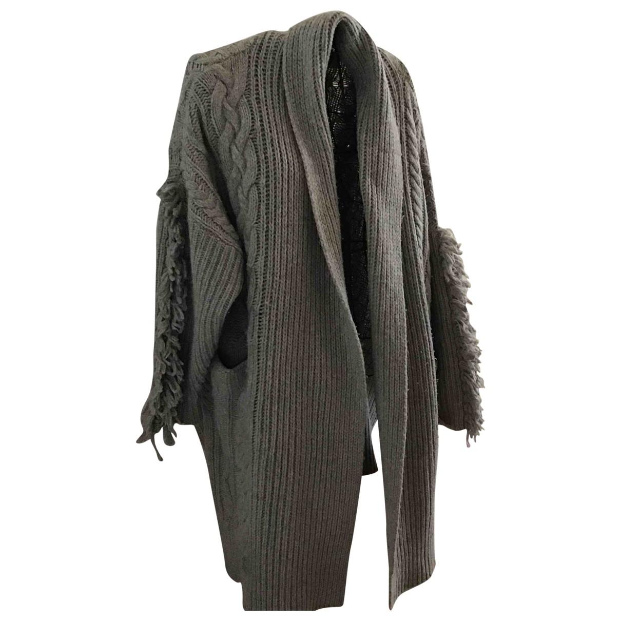 Zadig & Voltaire \N Grey Wool jacket for Women XS International