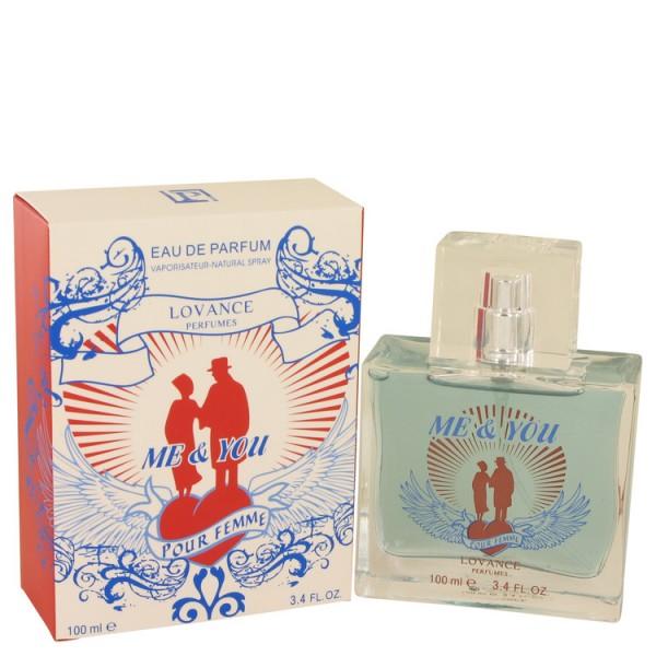 Me & You Pour Femme - Lovance Eau de parfum 100 ML