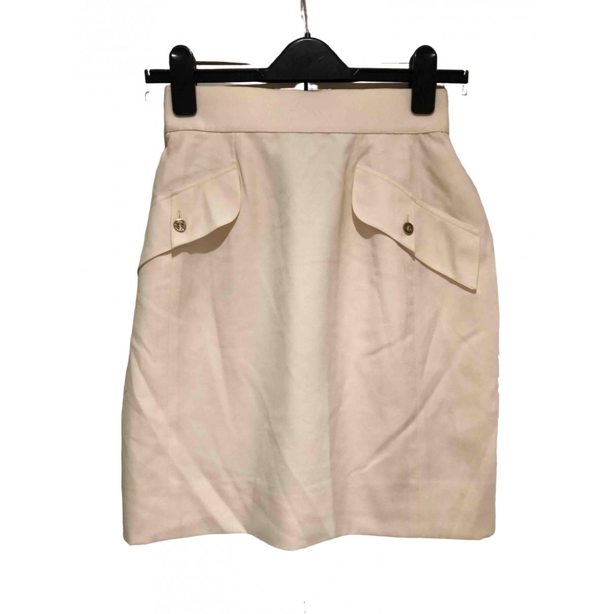 Mini falda de Lana Chanel