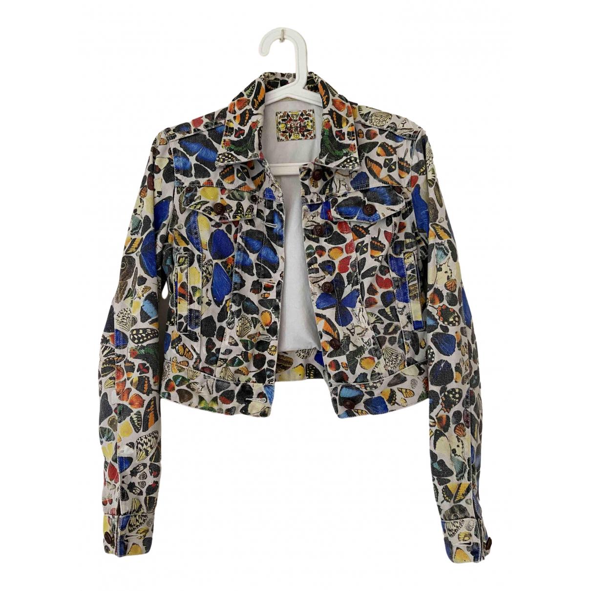 Levi's \N Multicolour Denim - Jeans jacket for Women S International