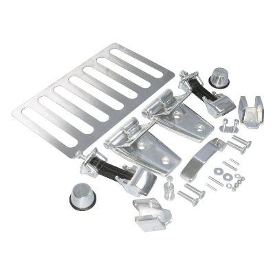RT Off-Road Stainless Steel Hood Kit (Stainless Steel) - RT34077