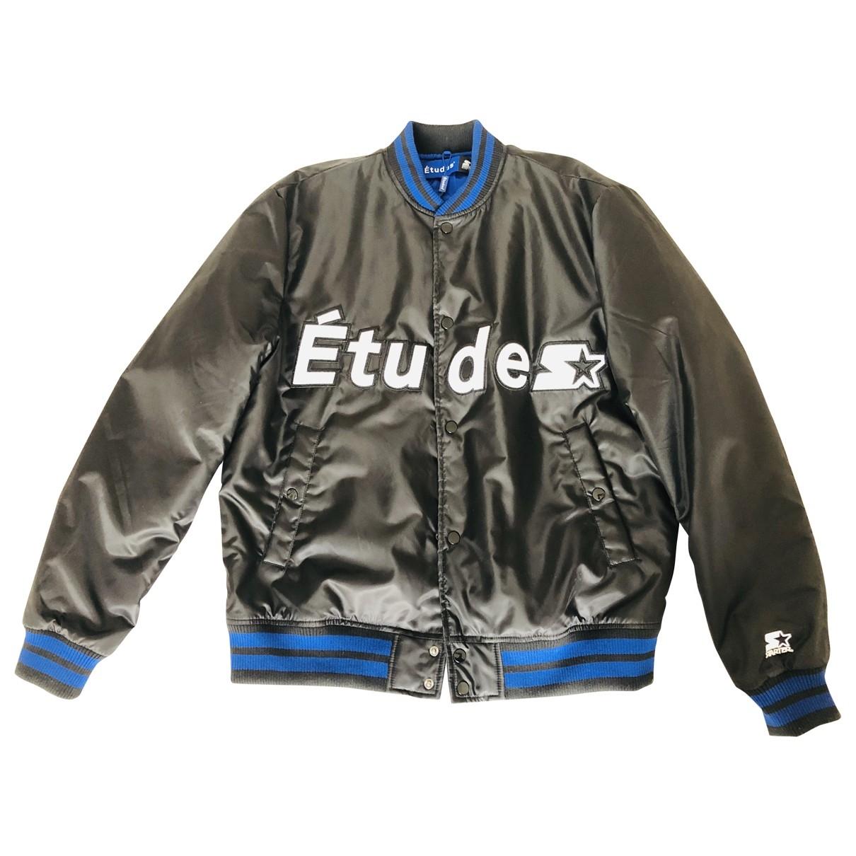 Études Studio \N Black jacket  for Men L International