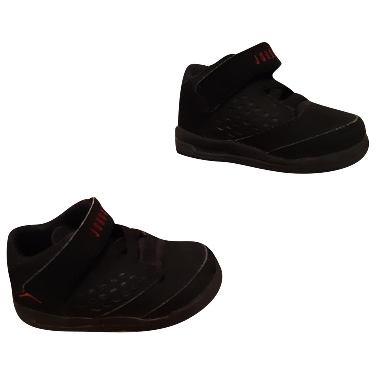 Jordan - Baskets   pour enfant en toile - noir