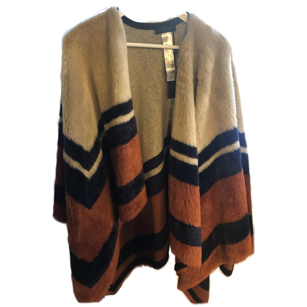Twin Set \N Faux fur jacket for Women One Size FR