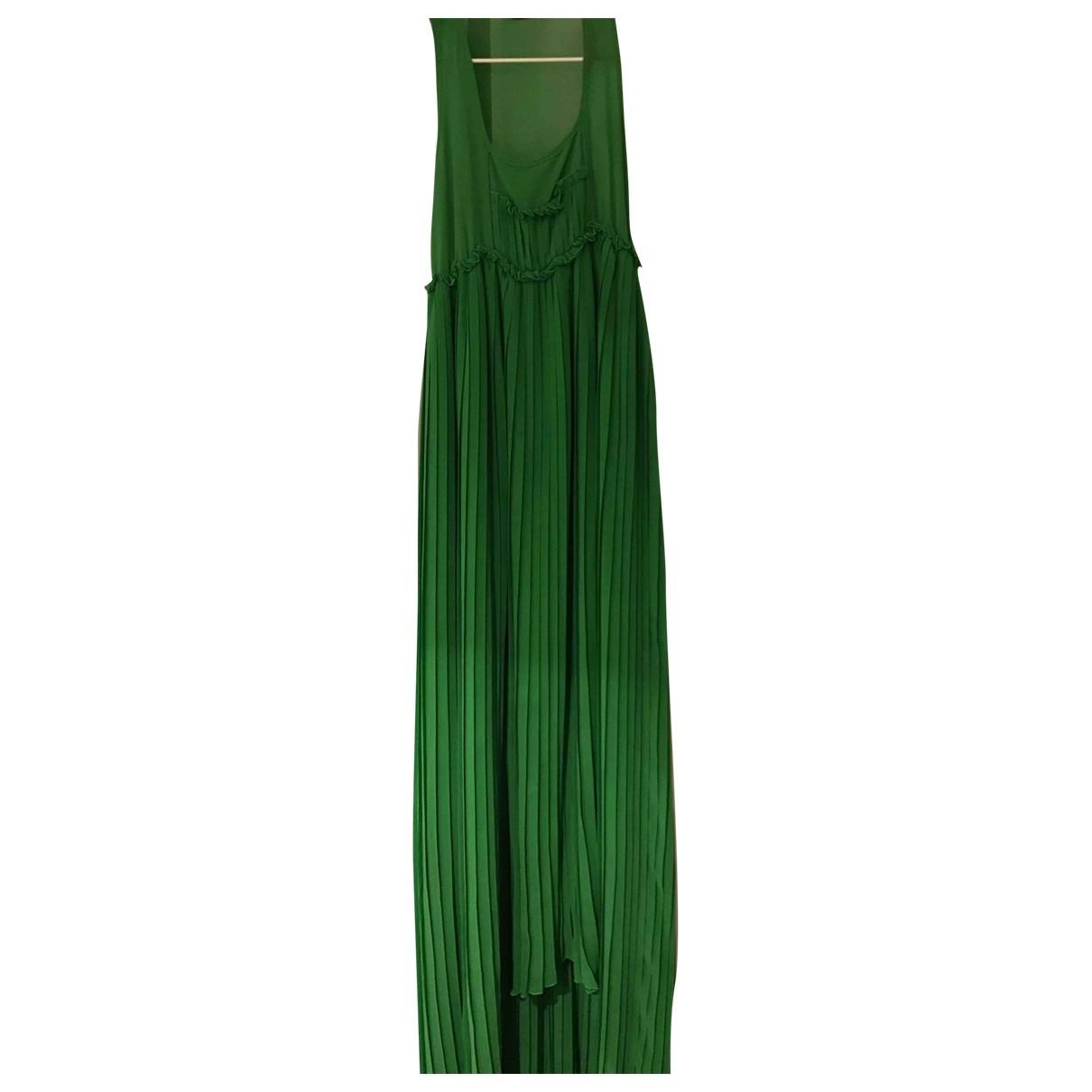 Twin Set - Robe   pour femme - vert