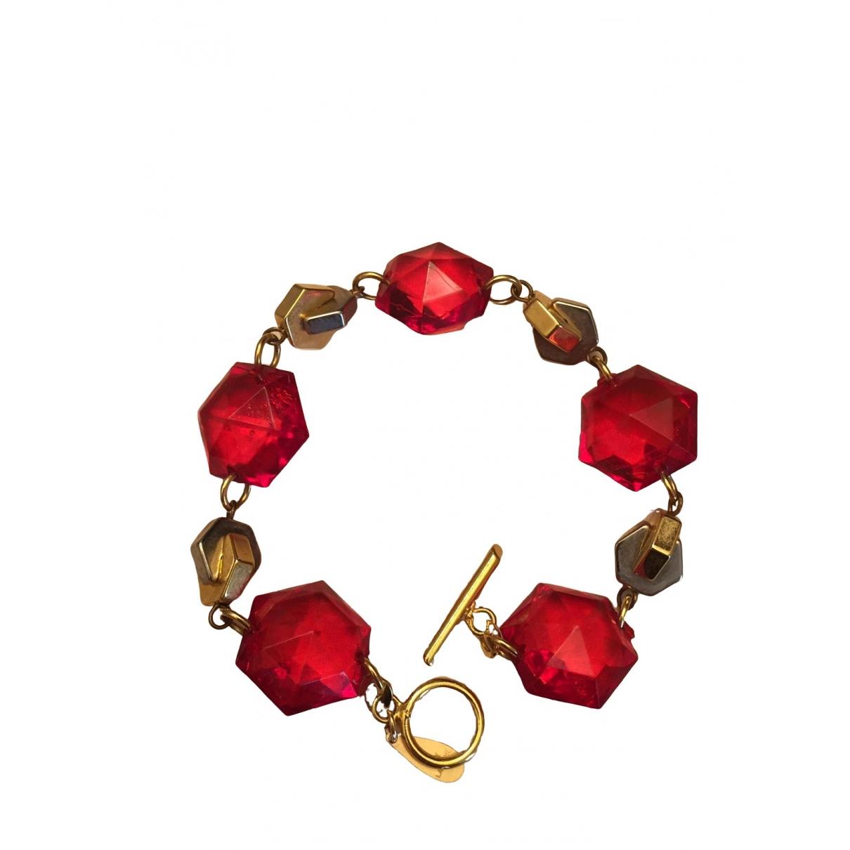 Guy Laroche \N Red Crystal bracelet for Women \N