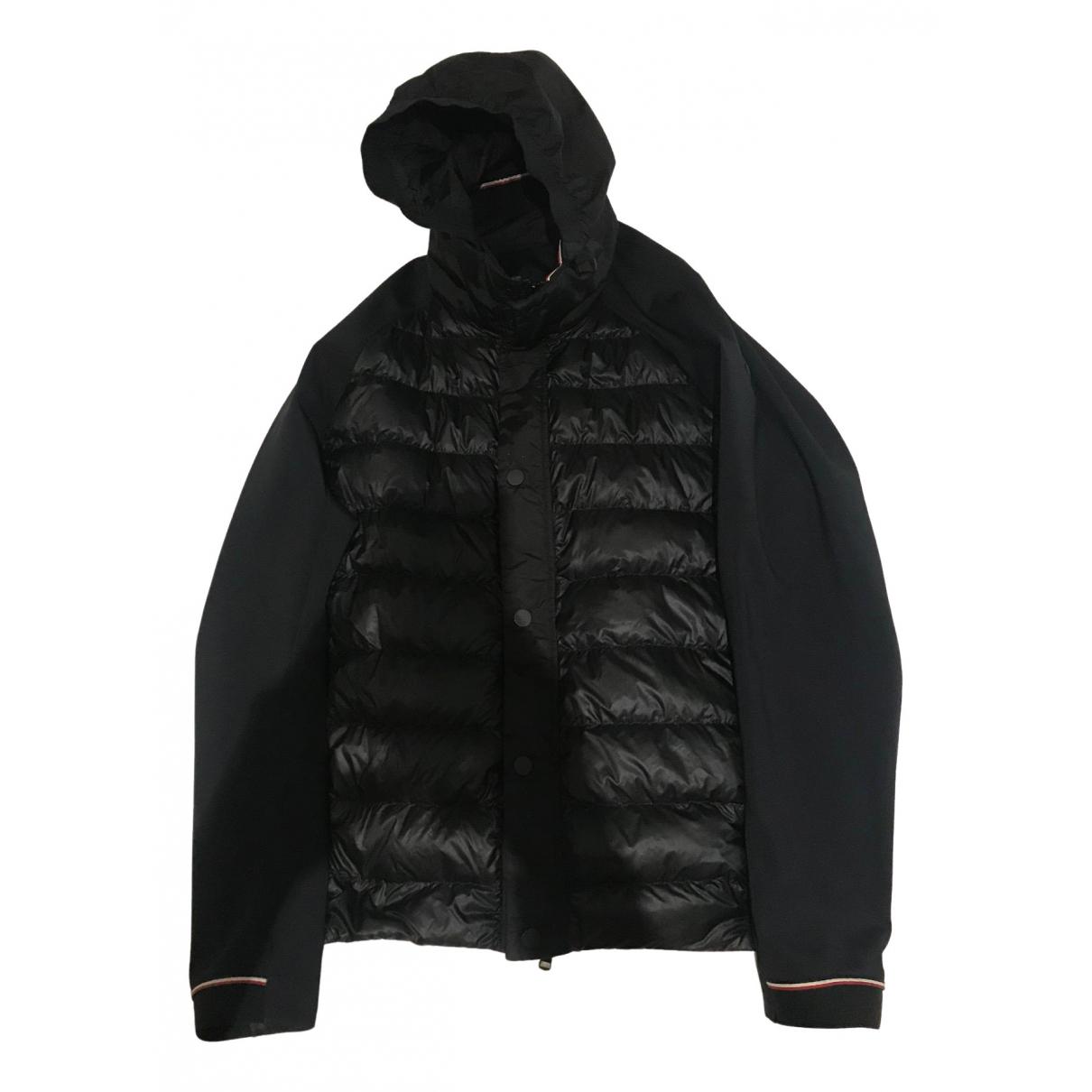 Moncler - Vestes.Blousons Hood pour homme - bleu