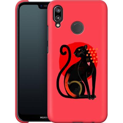 Huawei P20 Lite Smartphone Huelle - Spirit Animal von Victoria Topping