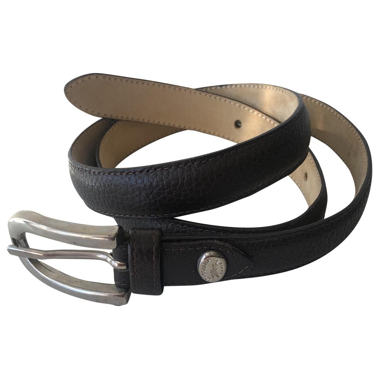 Cinturon de Cuero Longchamp