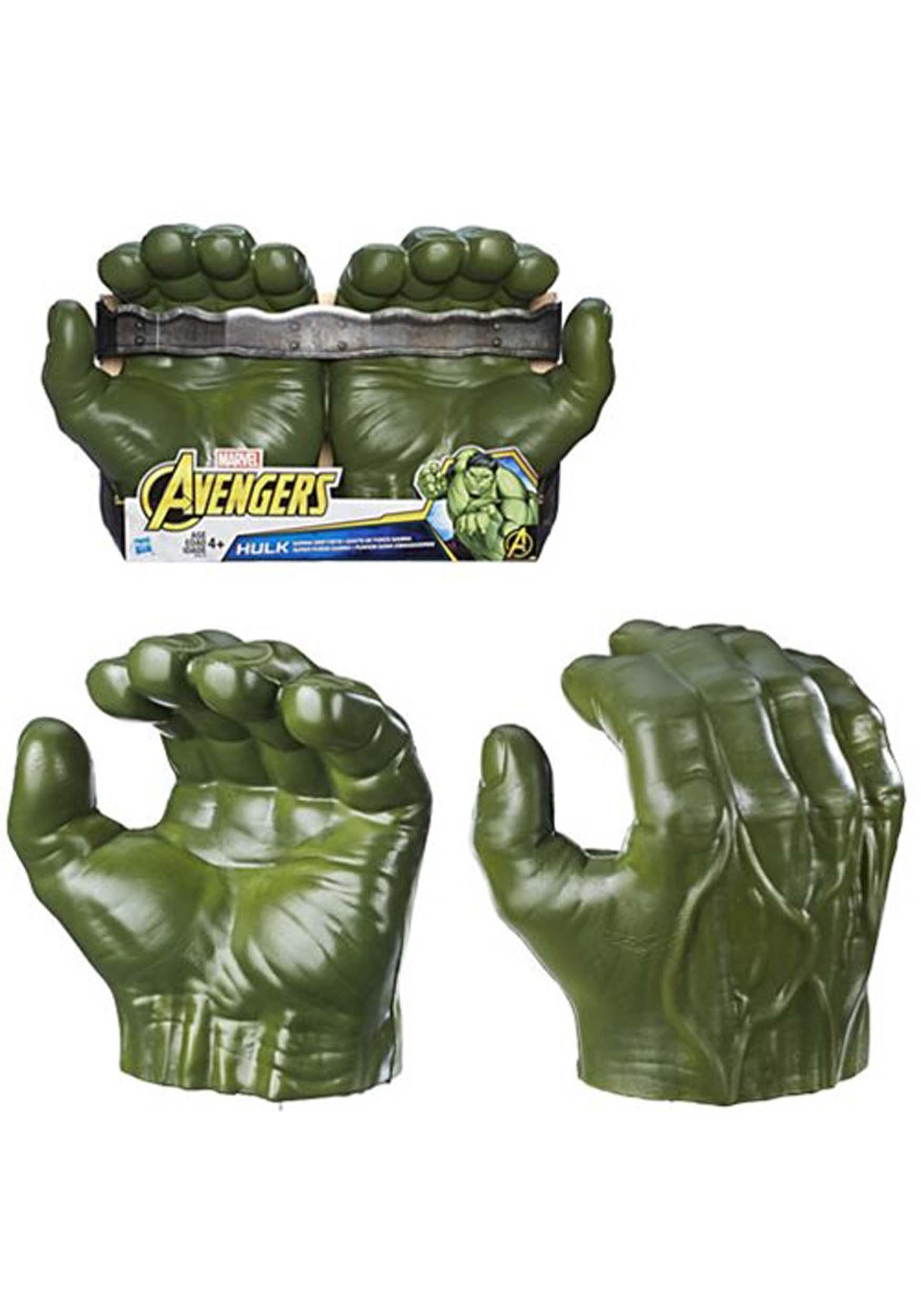 Avengers: Infinity War Hulk Gamma Grip Fists