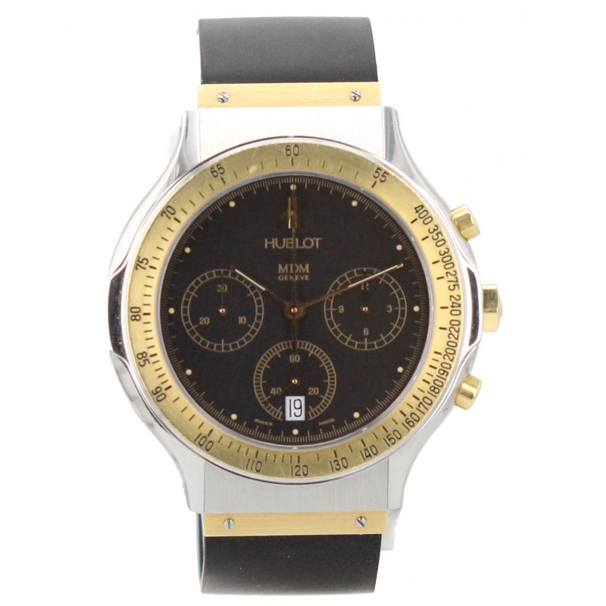Hublot MDM Khaki gold and steel watch for Men \N