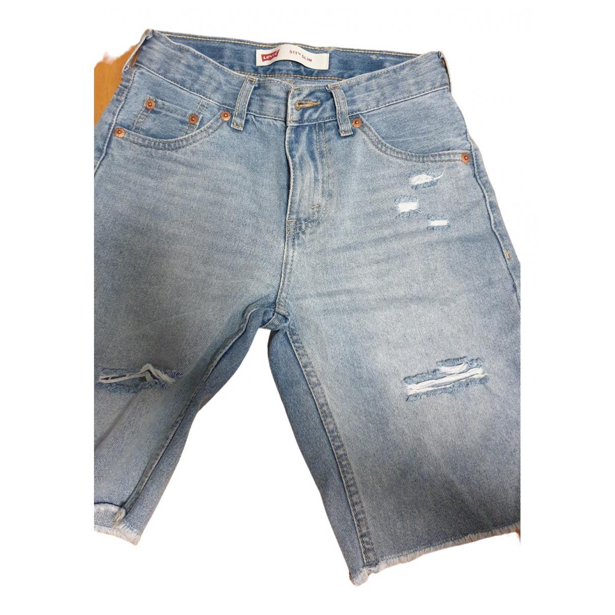 Levis - Pantalon   pour enfant en denim - bleu