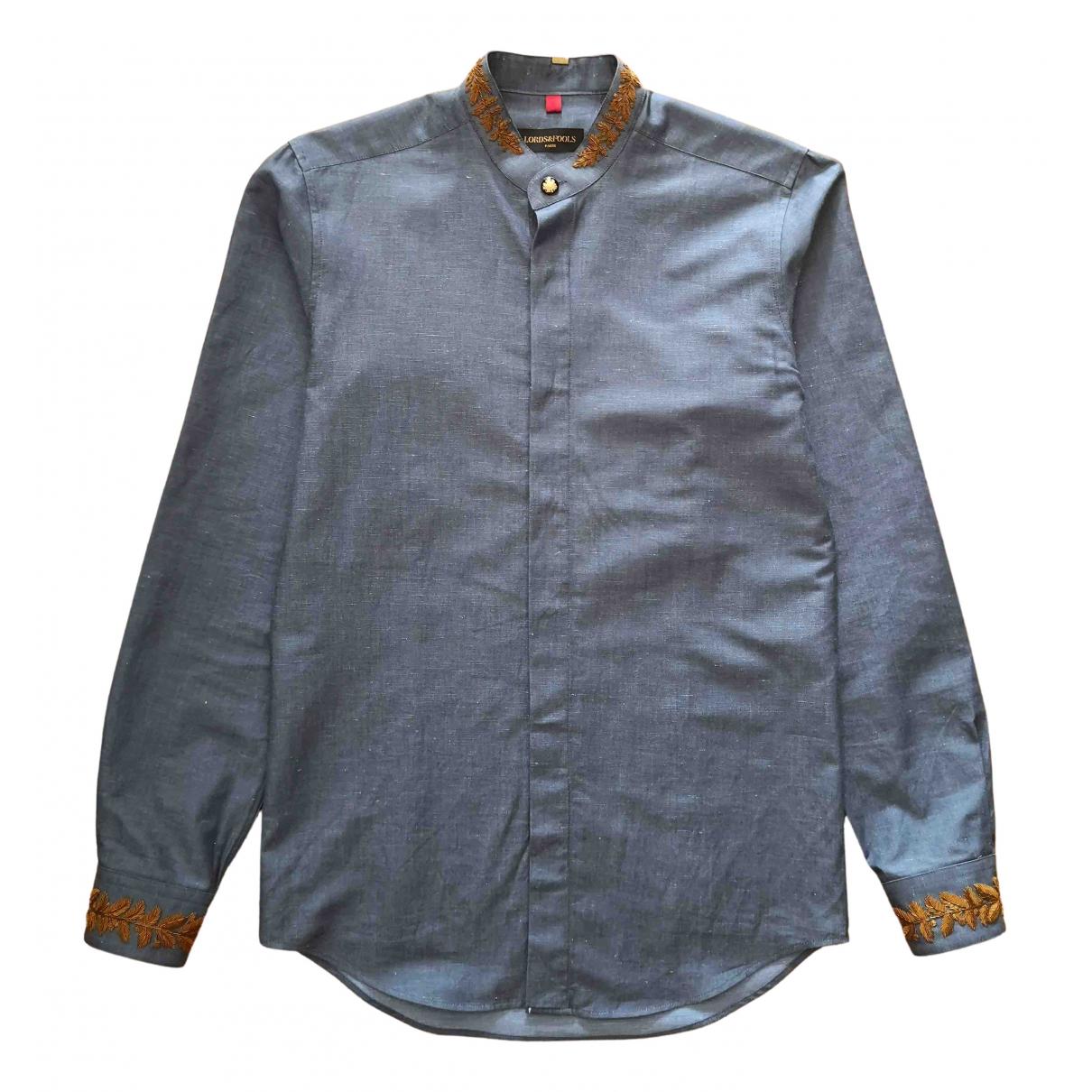 Camisas de Lino Lords & Fools