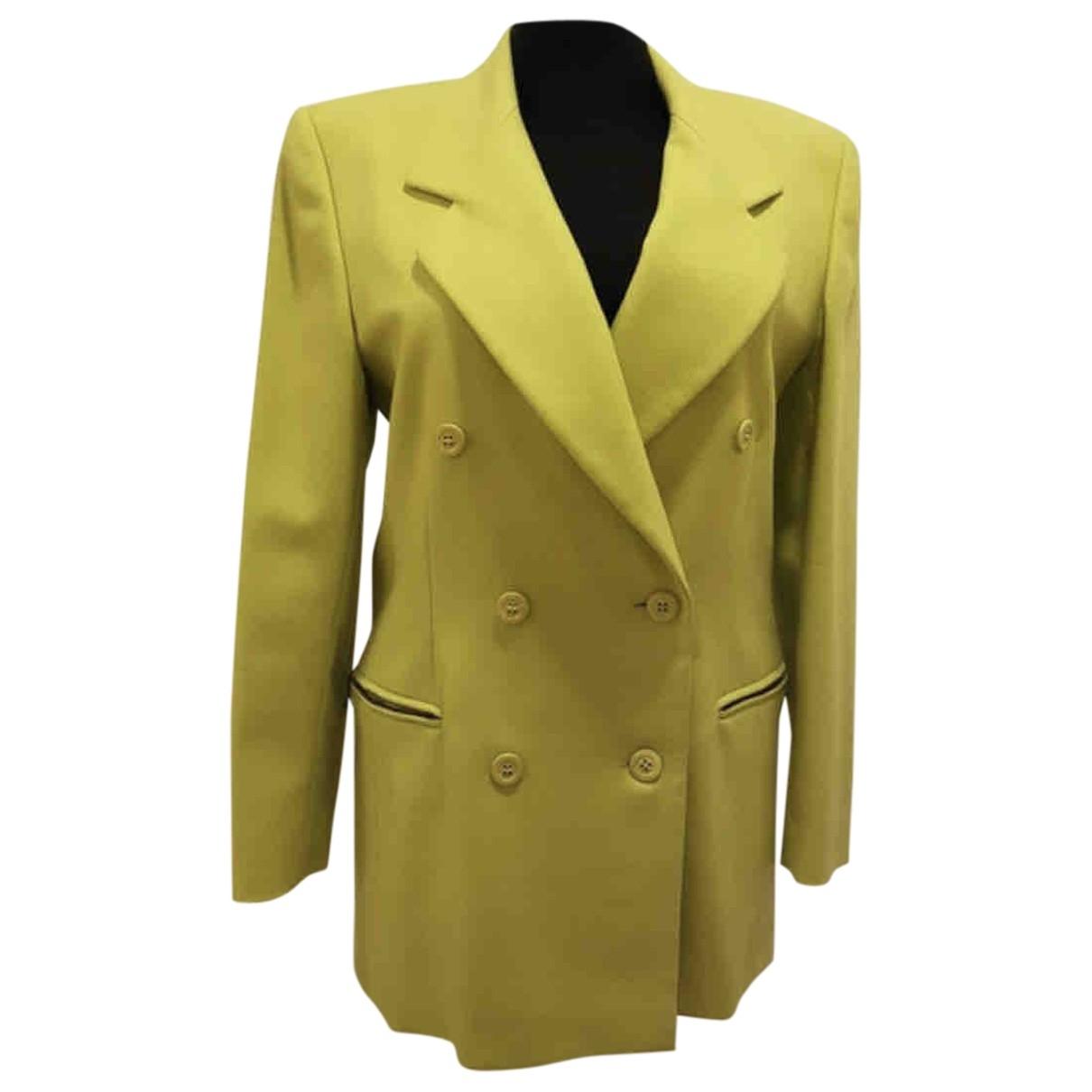 Escada \N Wool jacket for Women One Size 0-5