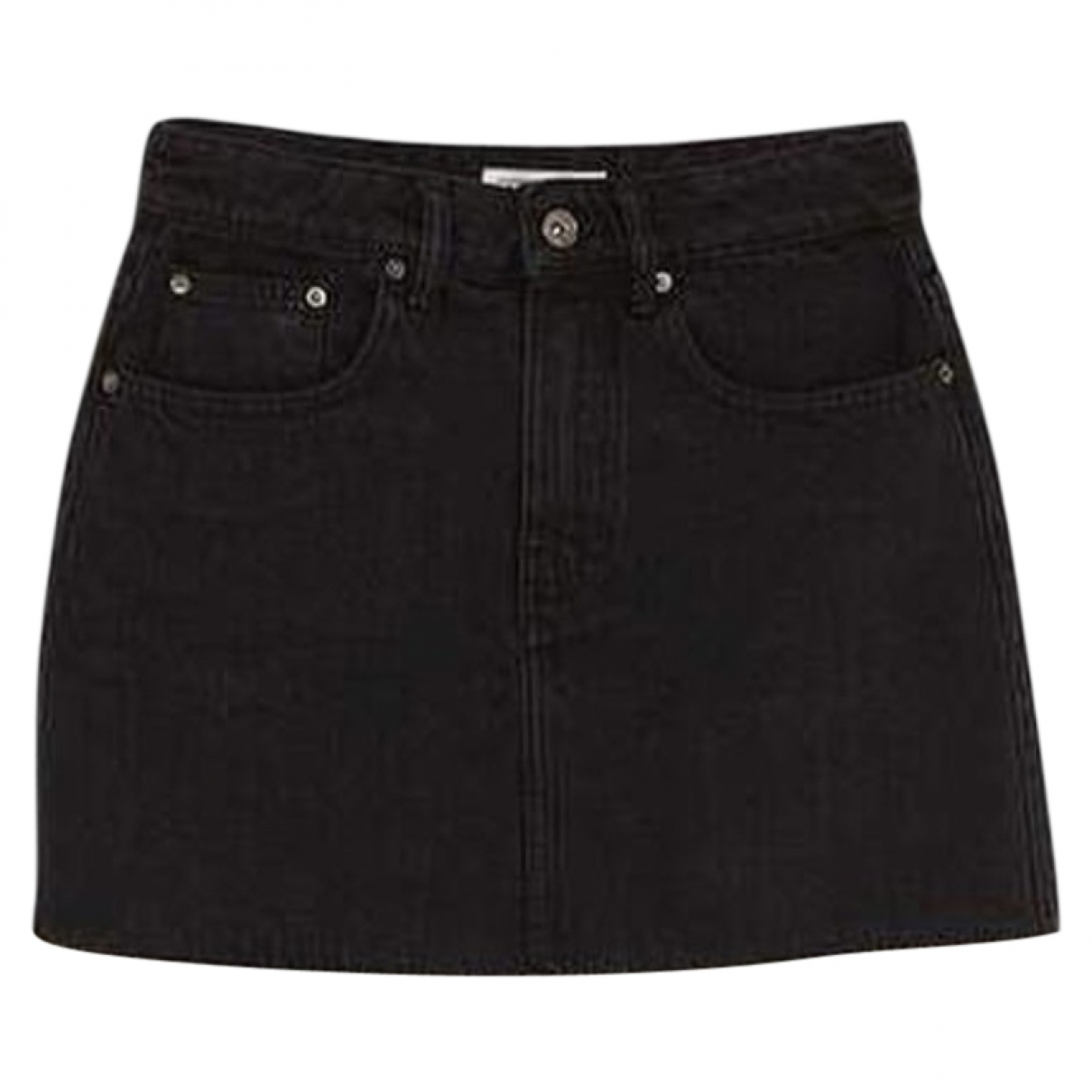 Zara \N Black Denim - Jeans skirt for Women S International