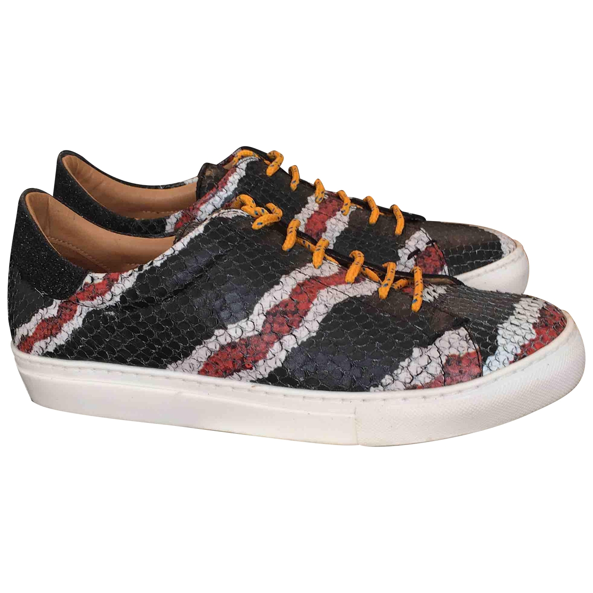 By Malene Birger \N Sneakers in Leder
