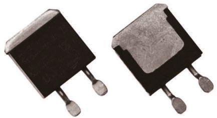 Vishay 22Ω Thick Film SMD Resistor ±1% 35W - D2TO035C22R00FTE3
