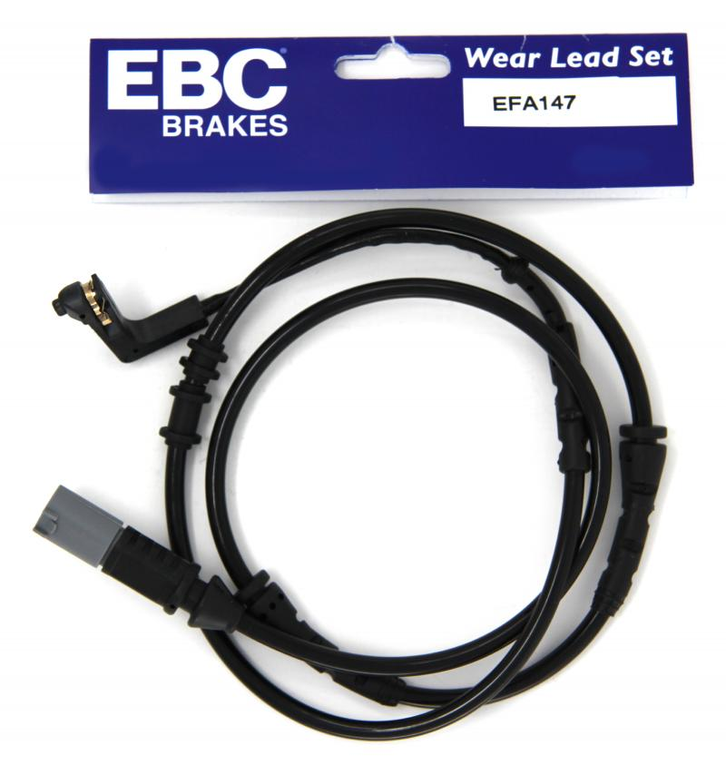 EBC Brakes EFA147 Wear Leads REAR Disc Brake Pad Wear Sensor FMSI D919 BMW 750i Rear 2009-2019