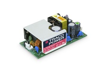 TRACOPOWER , 150W Embedded Switch Mode Power Supply SMPS, 24V dc, Open Frame, Medical Approved