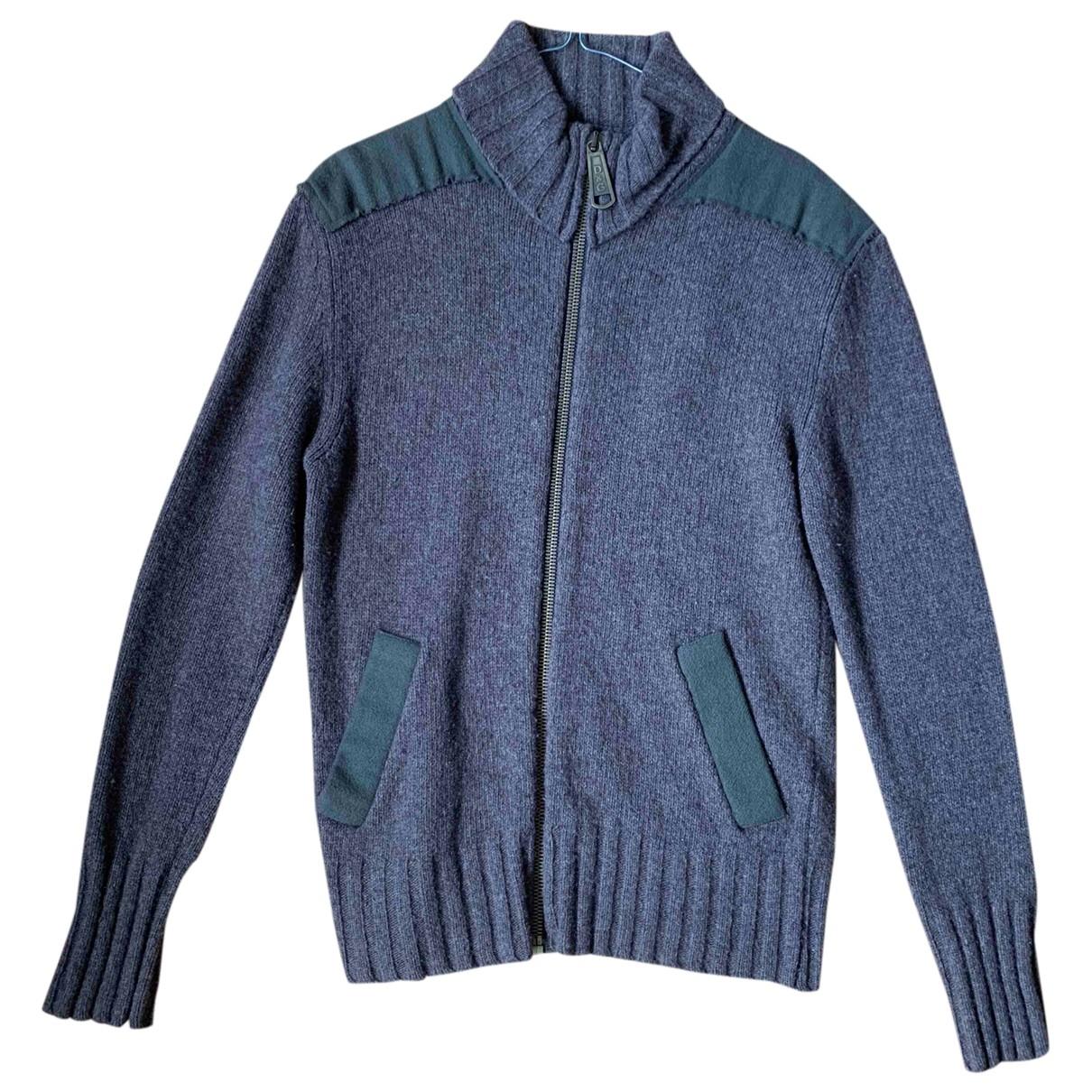 D&g \N Pullover.Westen.Sweatshirts  in  Braun Wolle