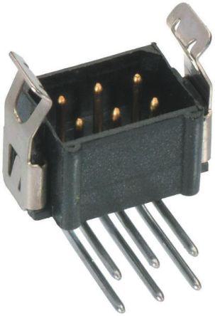 HARWIN , Datamate L-Tek, 12 Way, 2 Row, Right Angle PCB Header