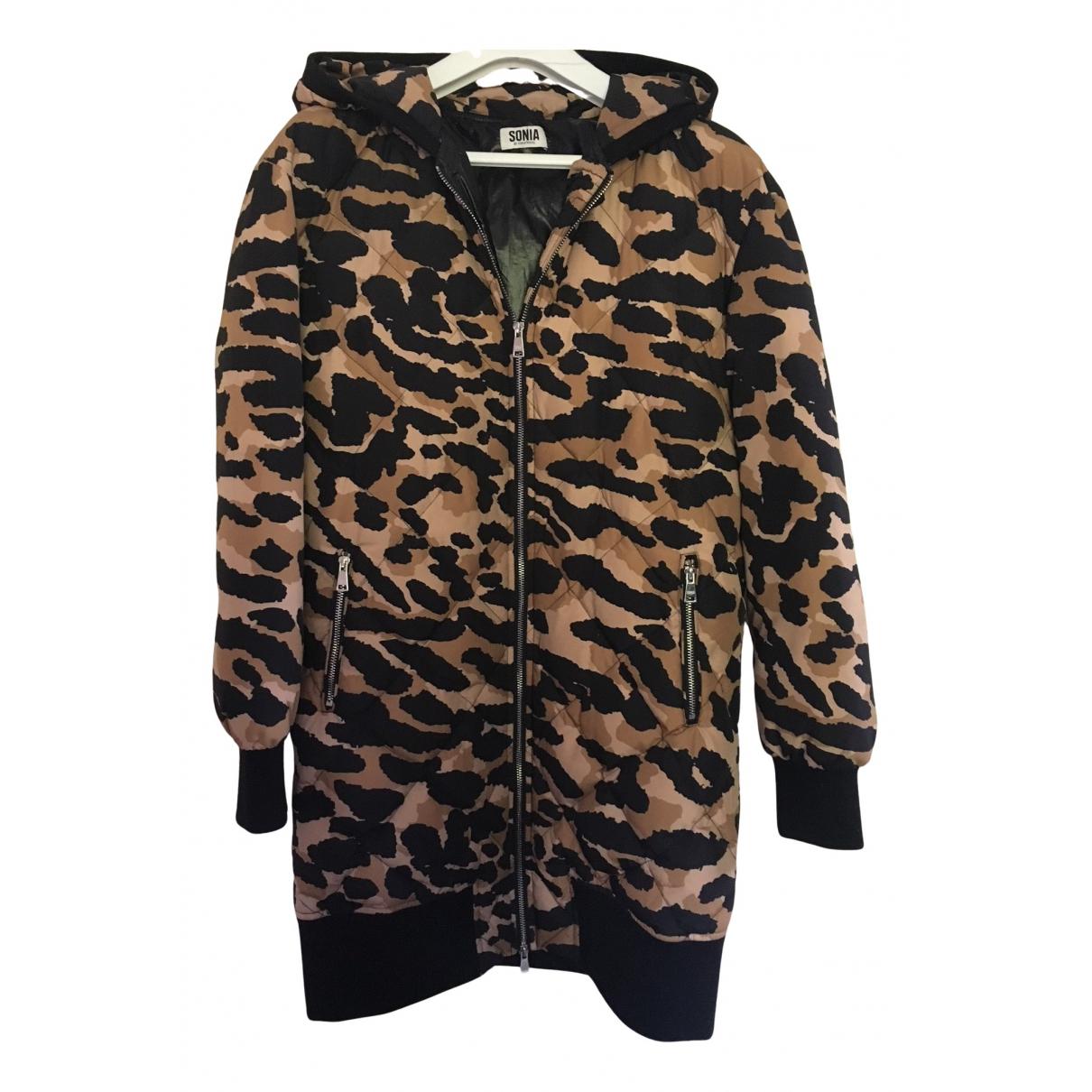 Sonia By Sonia Rykiel N Multicolour coat for Women 40 FR