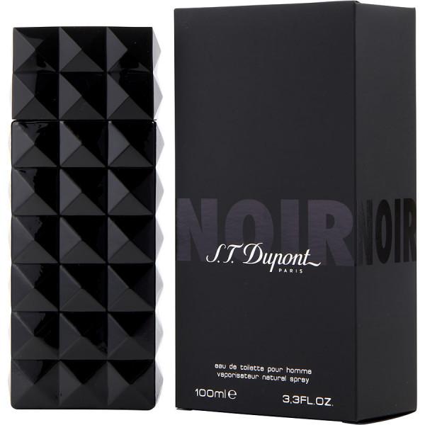 St Dupont Noir - St Dupont Eau de Toilette Spray 100 ML