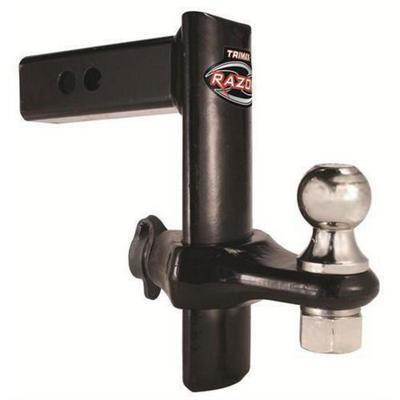 Trimax Locks Adjustable Forged Steel Hitch - TRZ12PB