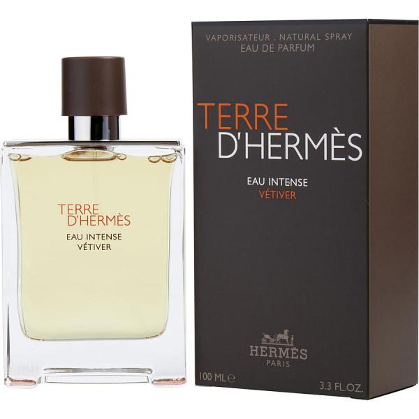 Terre dHermes Eau Intense Vetiver - Hermes Eau de parfum 100 ML