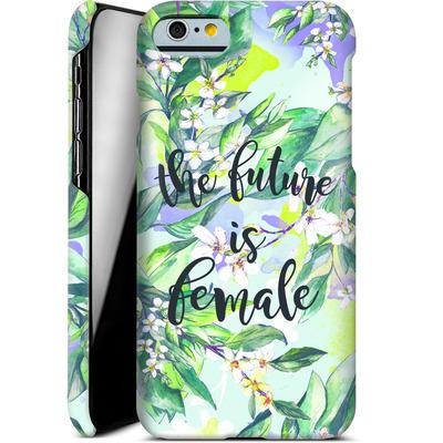 Apple iPhone 6s Smartphone Huelle - The Future is Female von Stephanie Breeze
