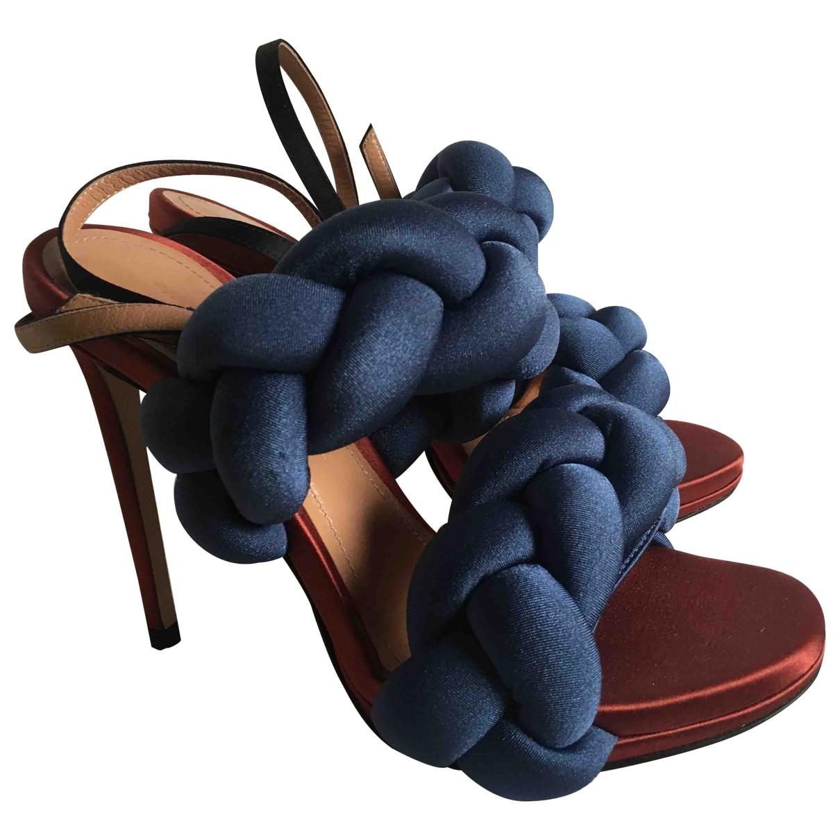 Sandalias de Lona Marco De Vincenzo