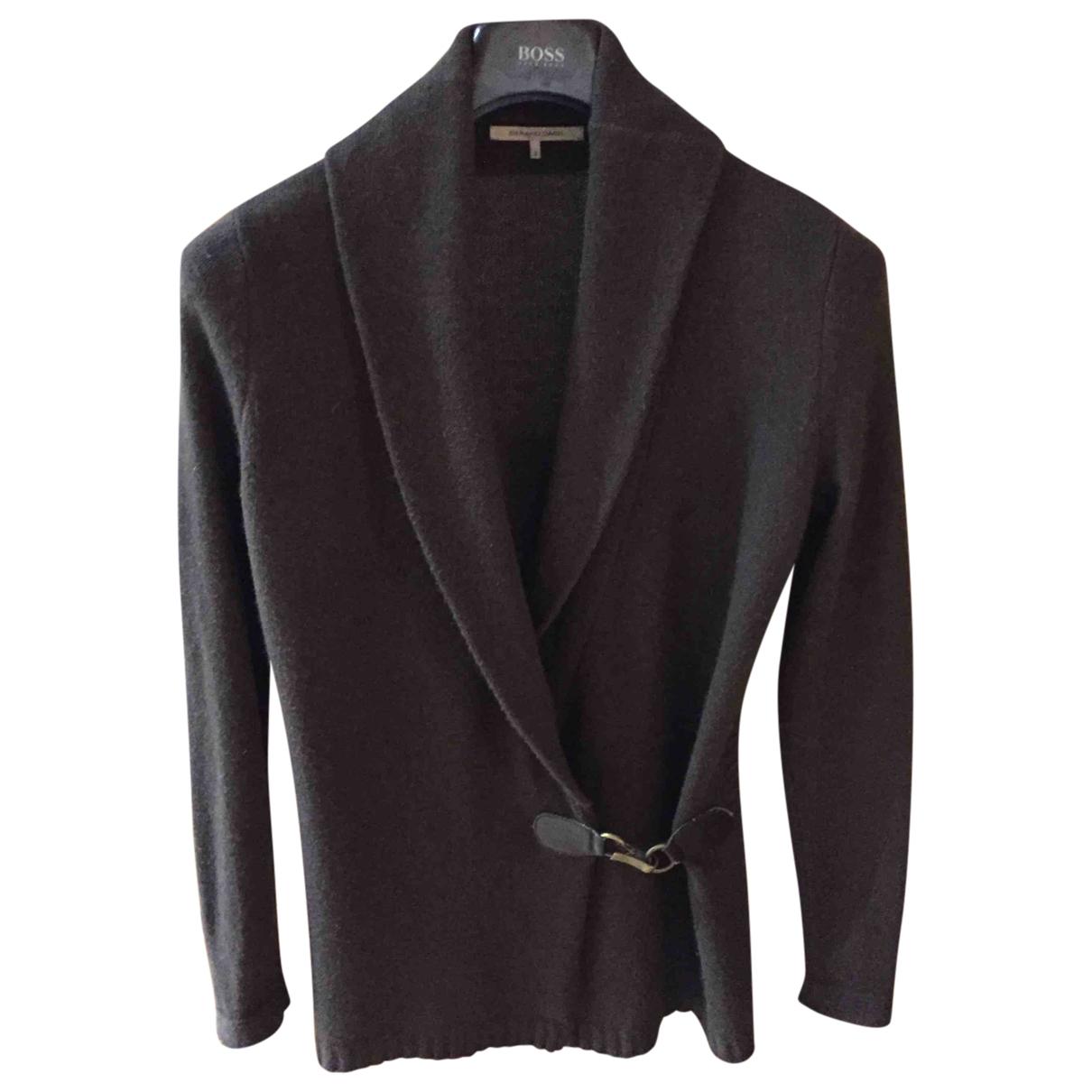 Gerard Darel \N Brown Wool jacket for Women 2 US
