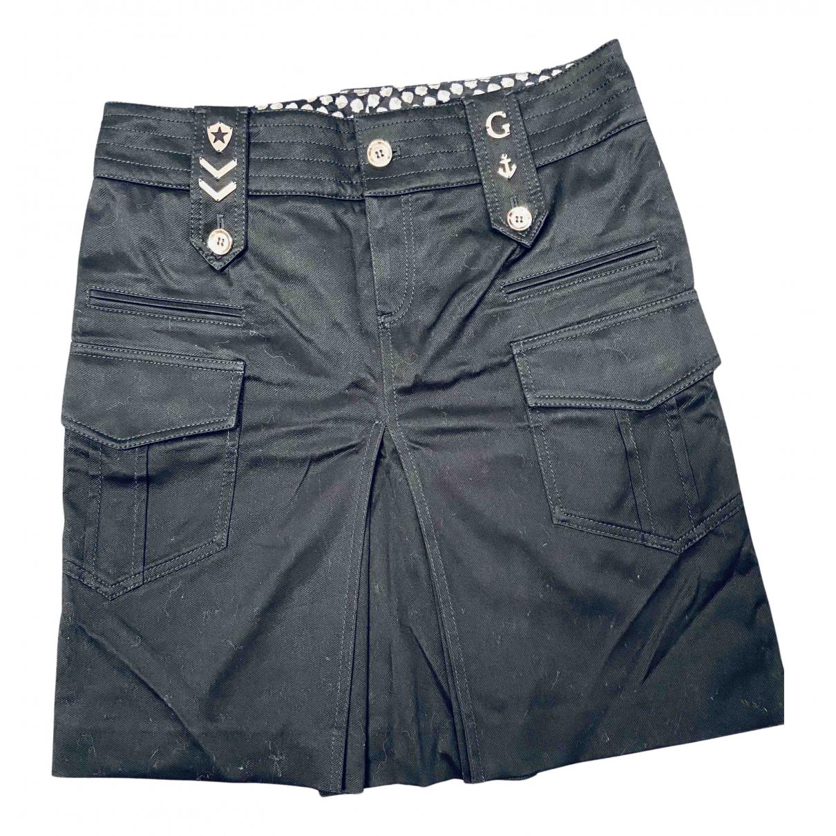 Gucci - Jupe   pour femme en coton - noir