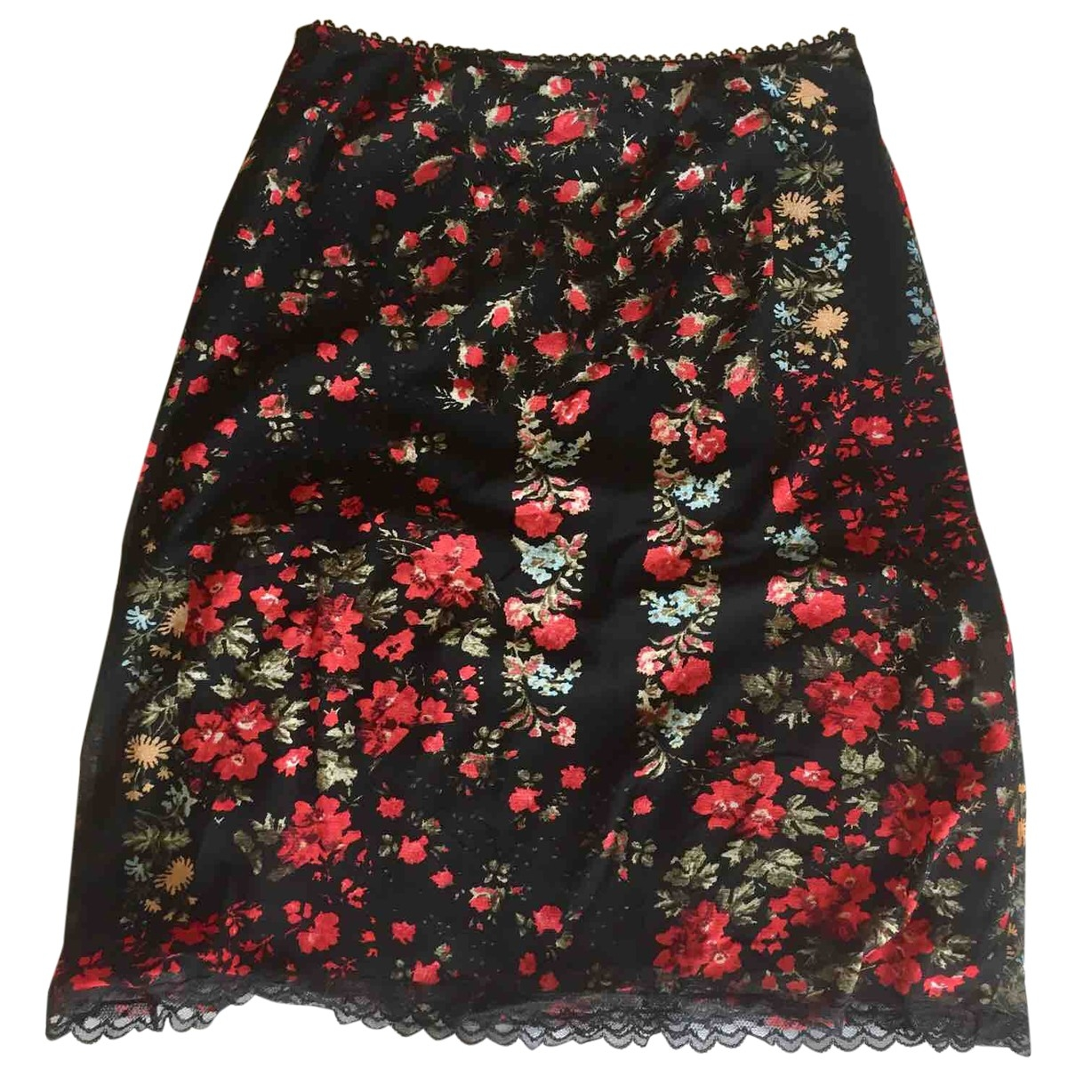 Non Signé / Unsigned \N Multicolour skirt for Women S International