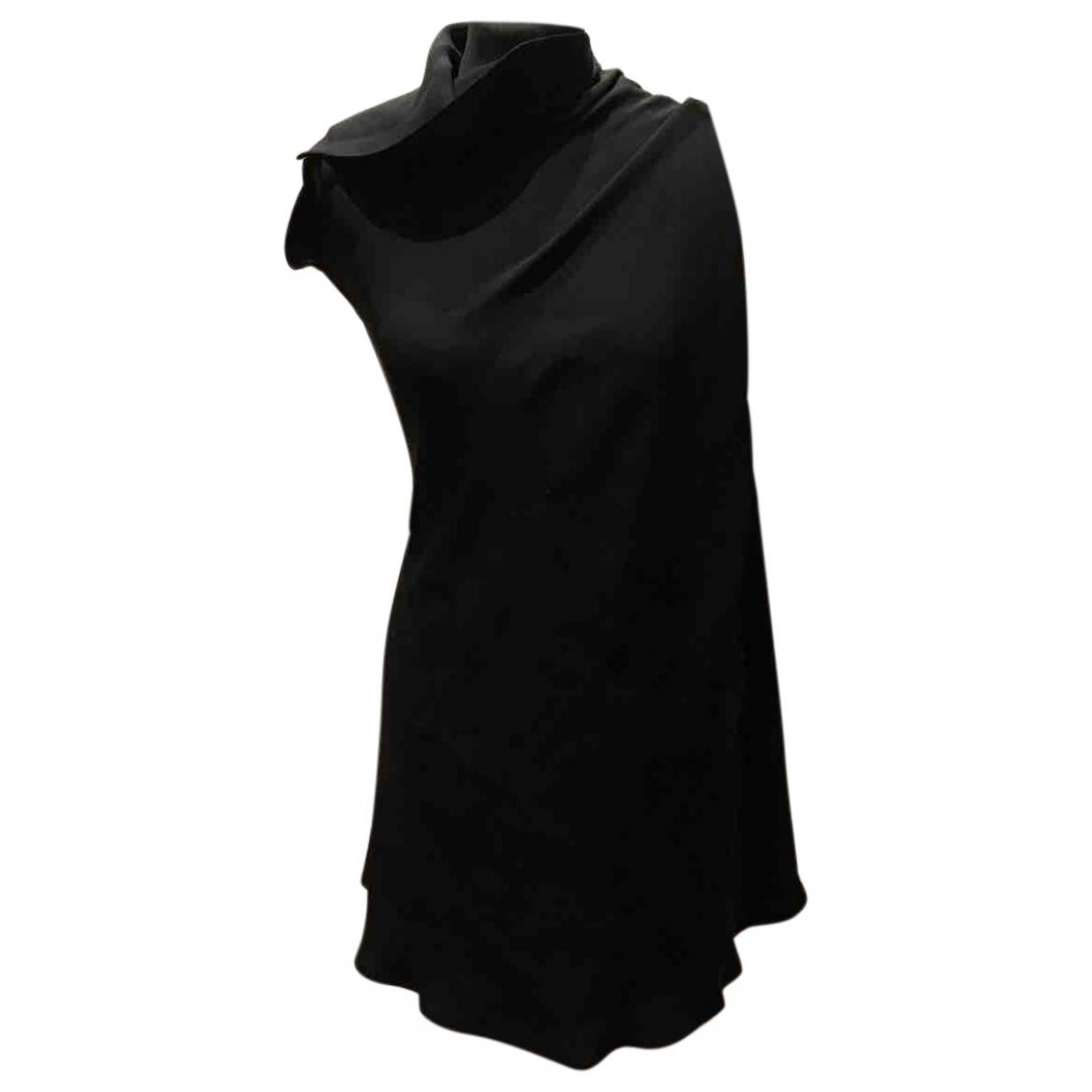 Rick Owens \N Black Silk dress for Women 42 IT