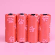 4 Rollen Hundekotbeutel