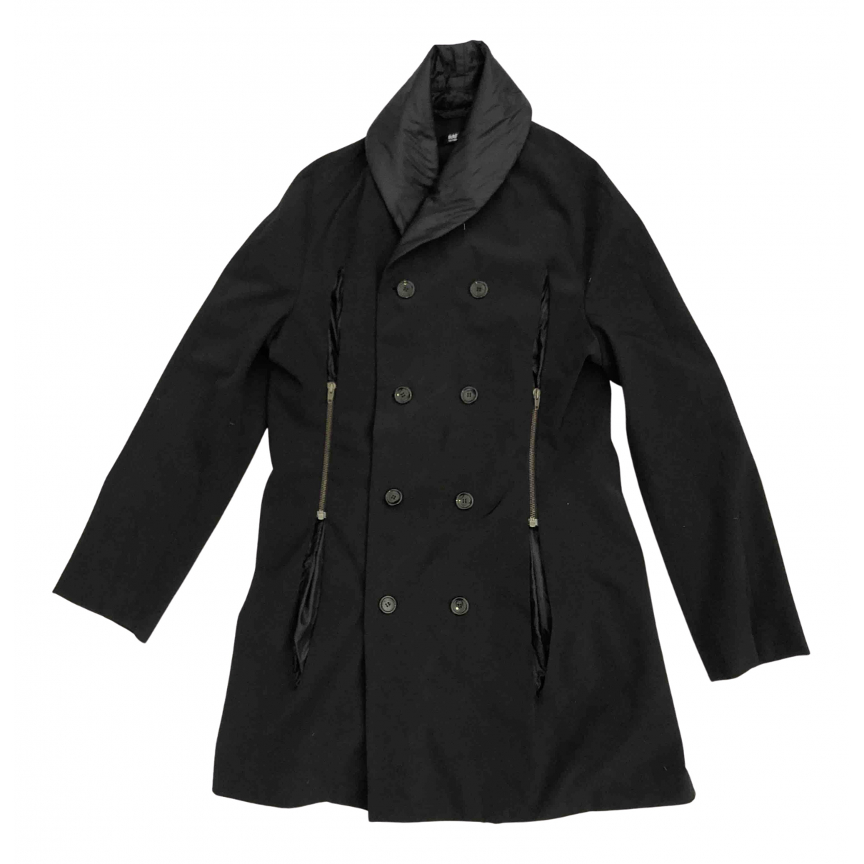 Raf Simons - Manteau   pour homme - noir
