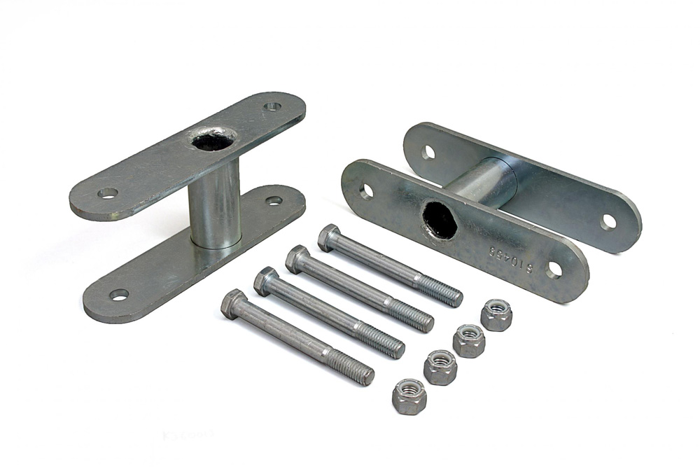 CJ 1.5 Inch Front Or Rear Lift Non Greasable Shackle Daystar KJ60002