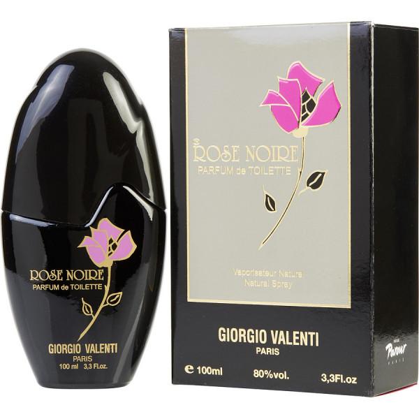Rose Noire - Giorgio Valenti Perfume de Toilette en espray 100 ML