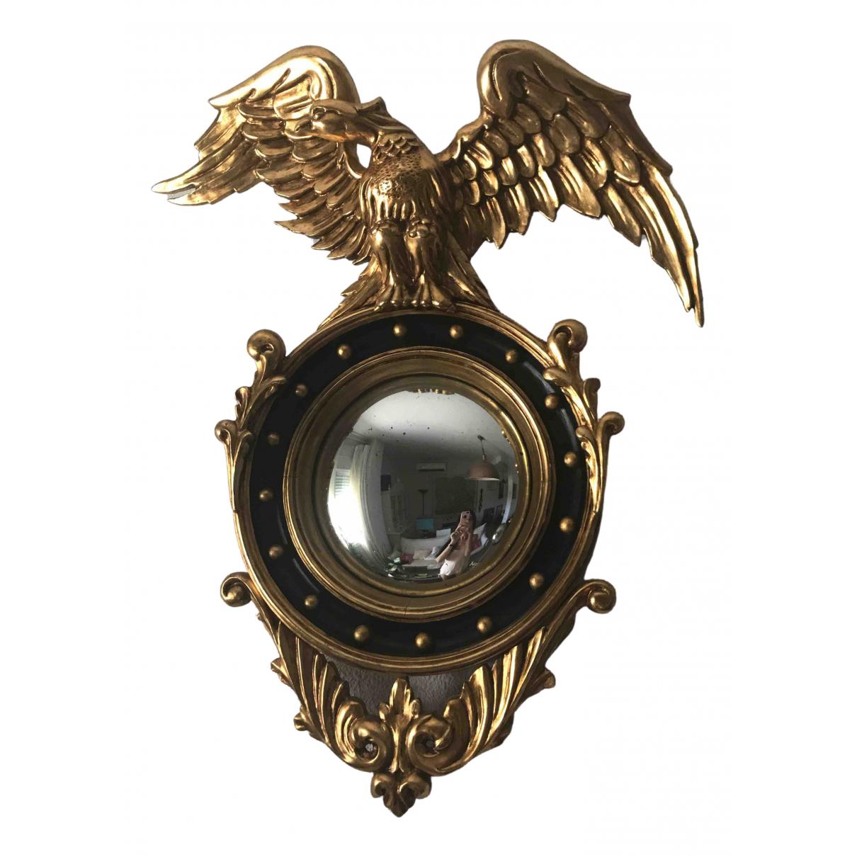 - Objets & Deco   pour lifestyle en plaque or - dore