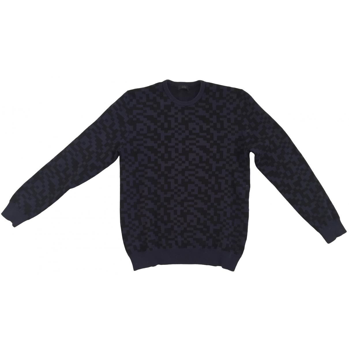Cos \N Pullover.Westen.Sweatshirts  in  Blau Viskose