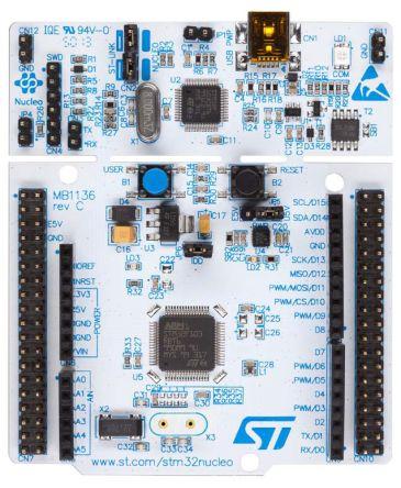 STMicroelectronics STM32 Nucleo-64 MCU Development Board NUCLEO-L010RB