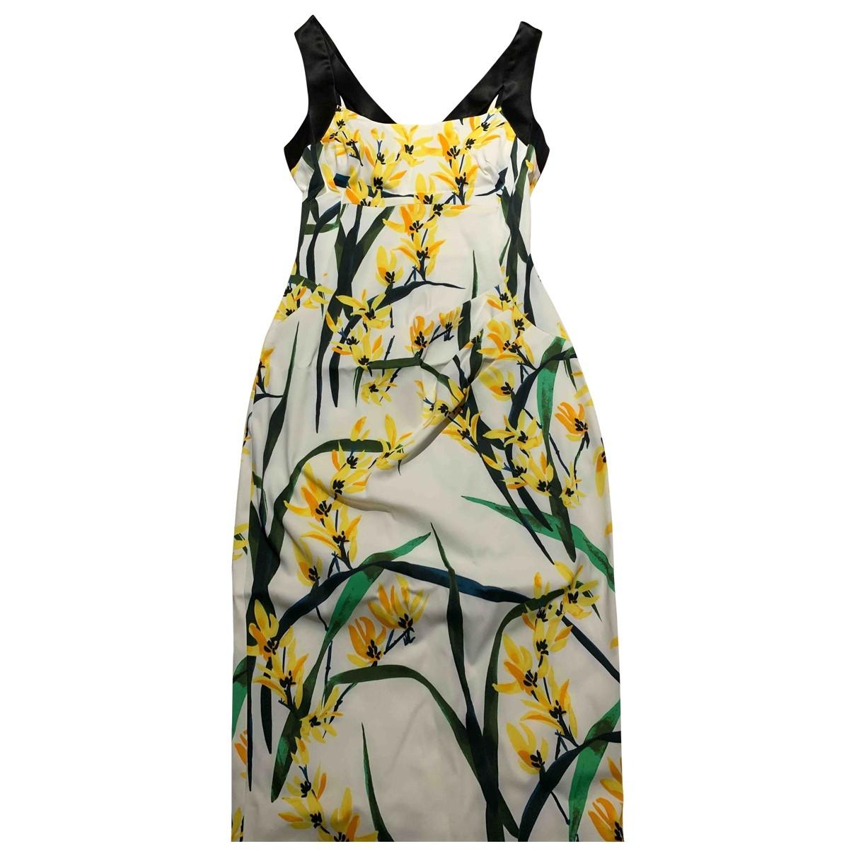 Karen Millen \N White dress for Women 6 UK