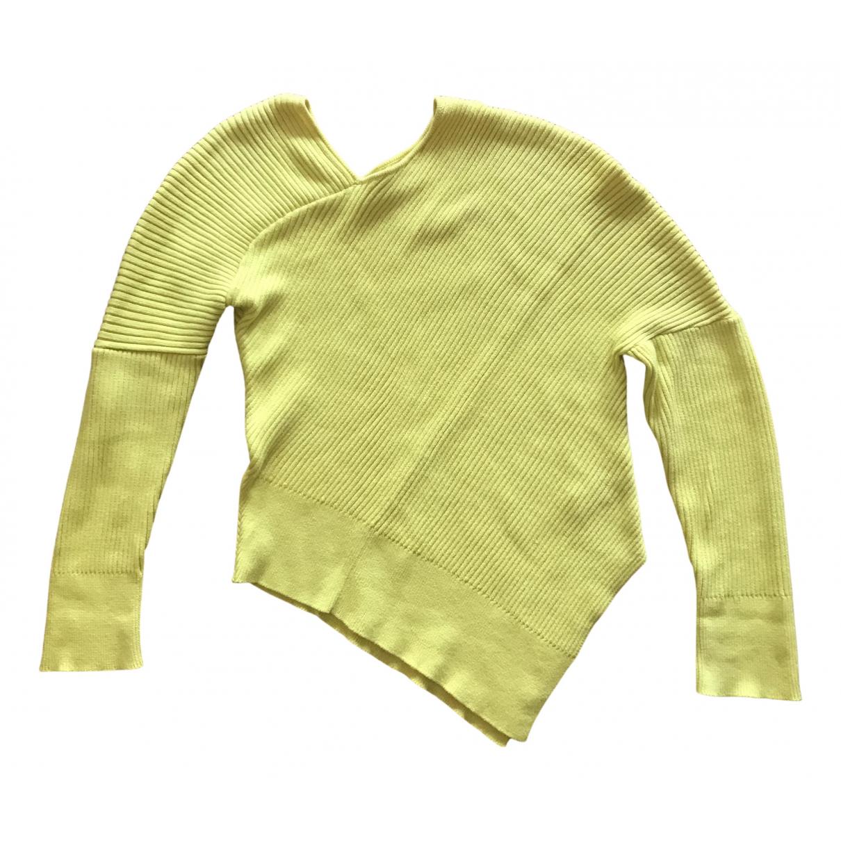 Aalto N Yellow Knitwear for Women 38 FR