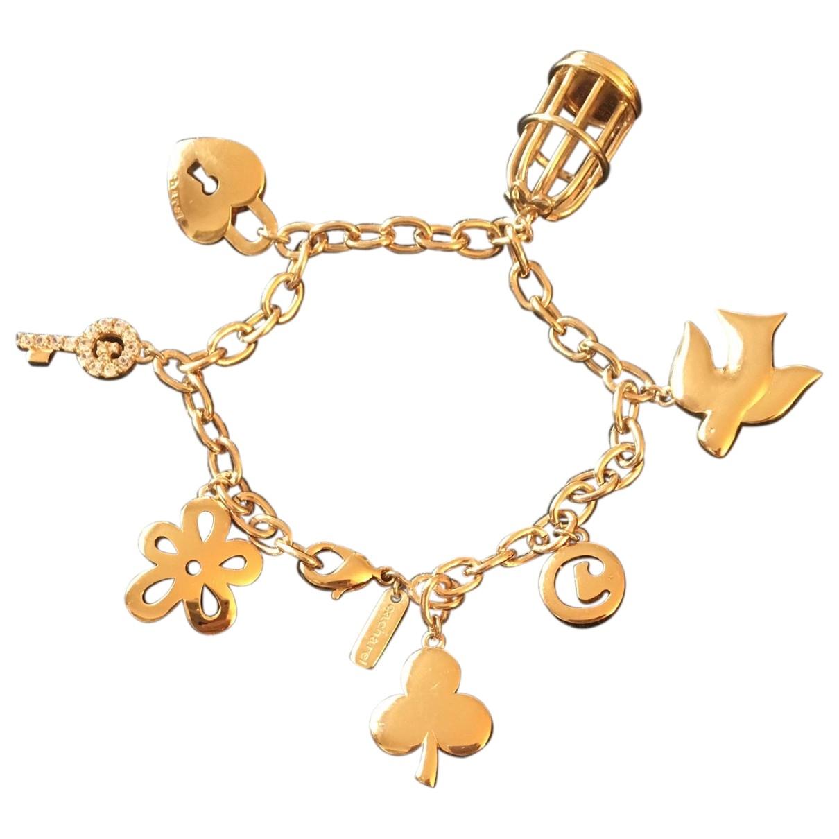 Cacharel - Bracelet   pour femme en metal - dore